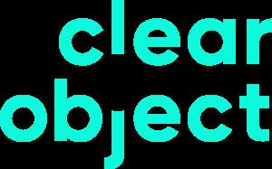 clear object logo